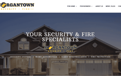 Welcome to the New Morgantown Security & Fire Website!